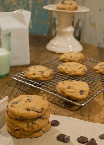 Que le meilleur biscuit aux pépites de chocolat gagne !