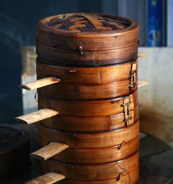 Xia long bao ou dumplings de Shanghai à Hong Kong
