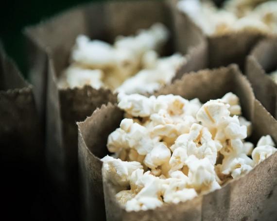 Popcorn, méthode traditionnelle