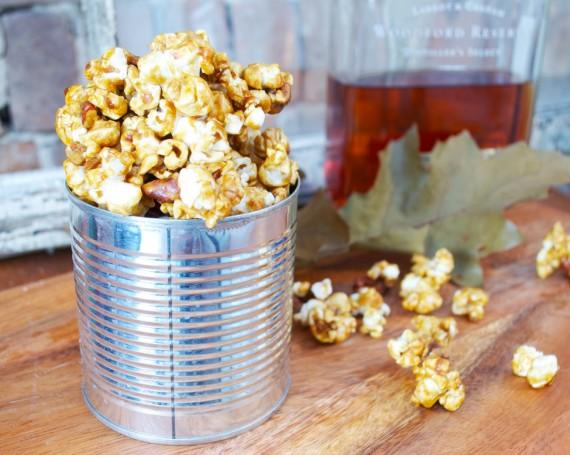 Popcorn au caramel du Tennessee