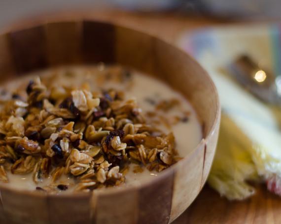 Granola marocain