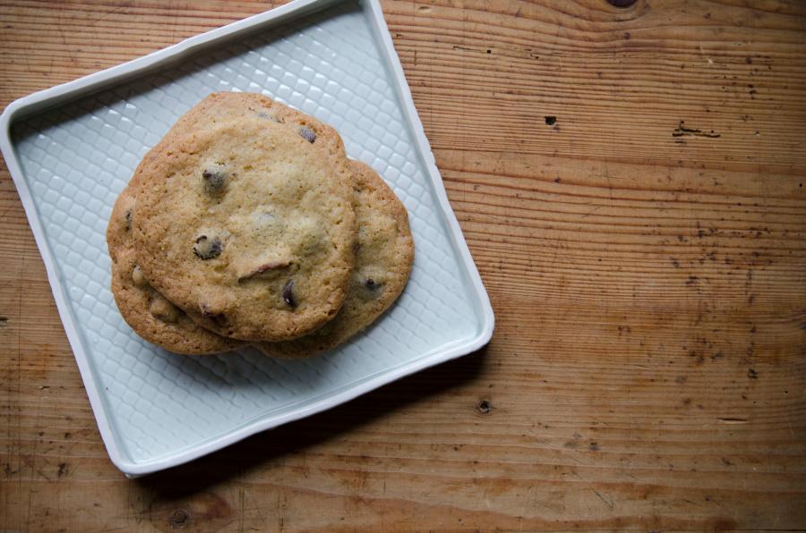 Biscuit pacanes choco