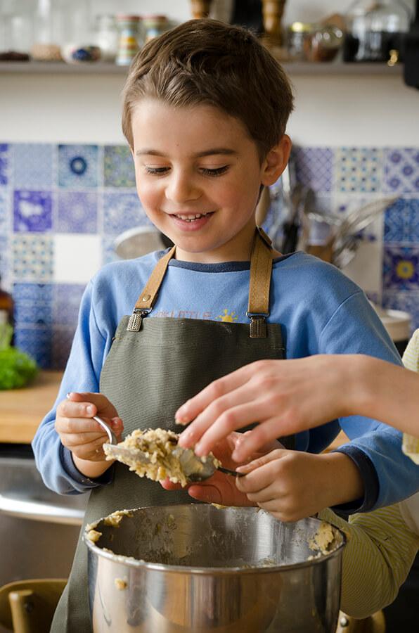 biscuits et les enfants 1
